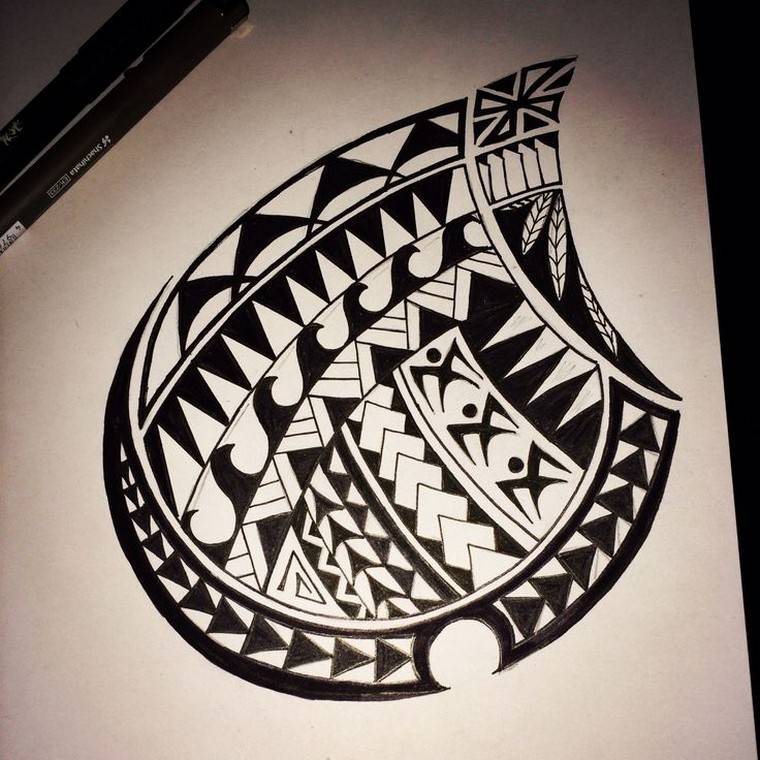 Polynesian tattoo for women and men: meanings, concepts and greater than 30 inspiring pictures