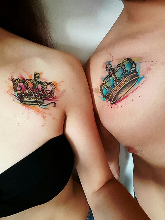 20 Stunning tattoos for {couples}