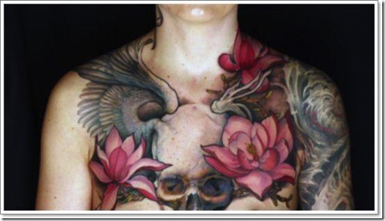 Superior Lotus Flower Tattoo Designs